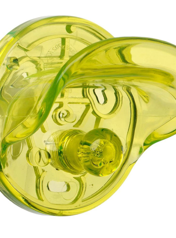 Kartell Wall Clothes Hook Citron Yellow