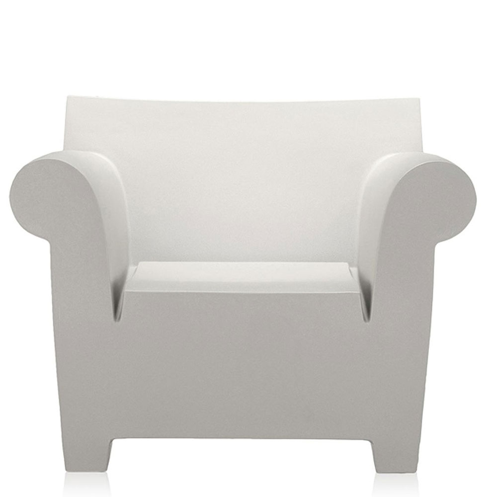 Delicieux Kartell Philippe Starck Bubble Club Armchair White