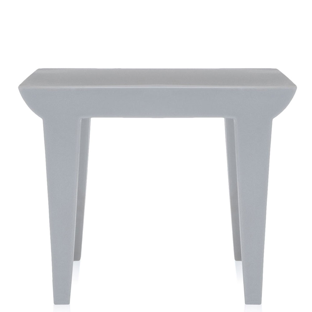 kartell philippe starck bubble club table light grey panik design. Black Bedroom Furniture Sets. Home Design Ideas