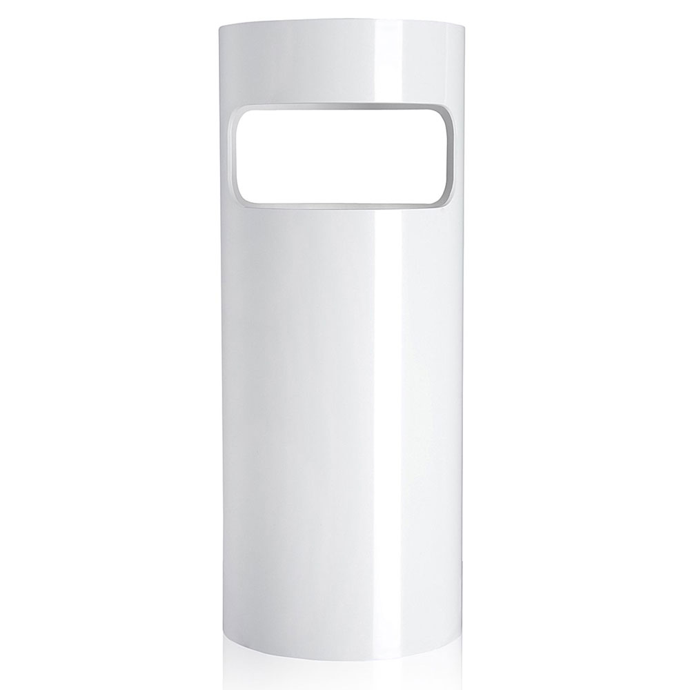 Kartell w Gino Colombini Umbrella Stand White 1966