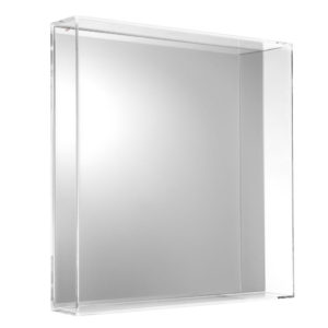 Kartell - Philippe Starck - Only Me Square Mirror Crystal