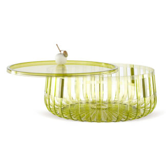 Kartell w Ronan Bouroullec Panier Container with Top Green