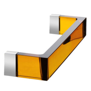 Kartell by Laufen - Towel Rail 30cm Amber