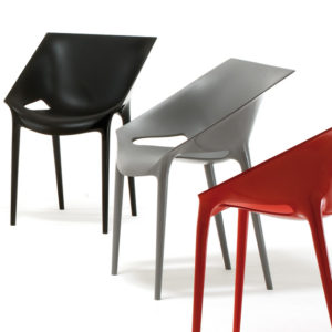 Kartell Dr Yes Chair Philippe Starck