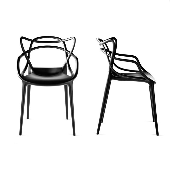 Kartell   Masters Chair   Set Of 2