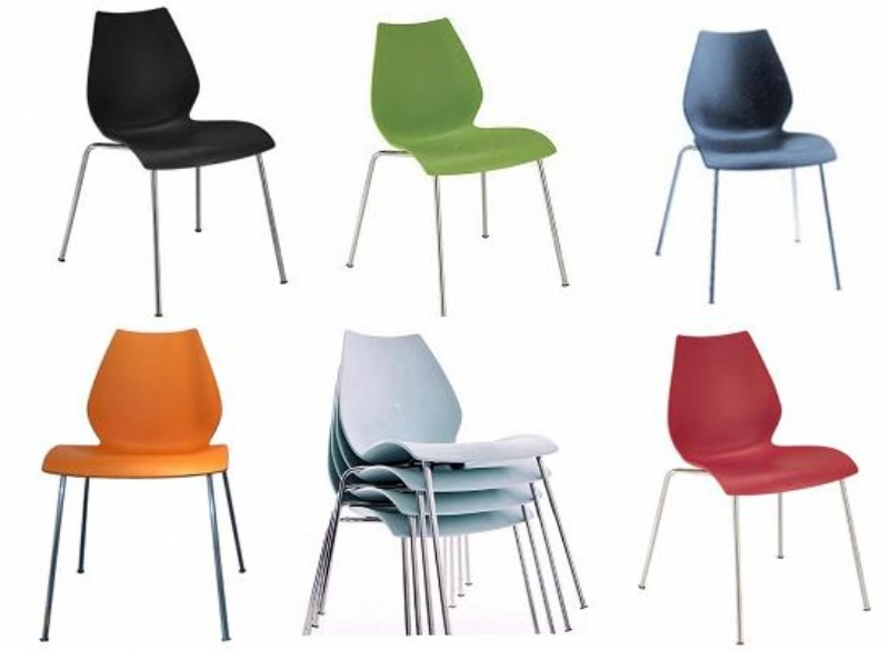 Ordinaire Kartell Vico Magistretti Maui Chair