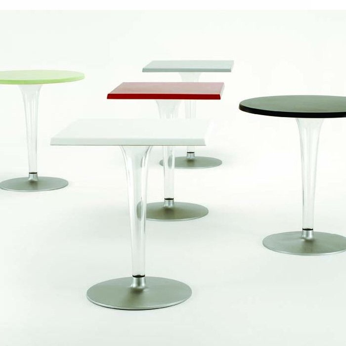 Kartell - Philippe Starck - Top Top Table 70cm Outdoor 4202