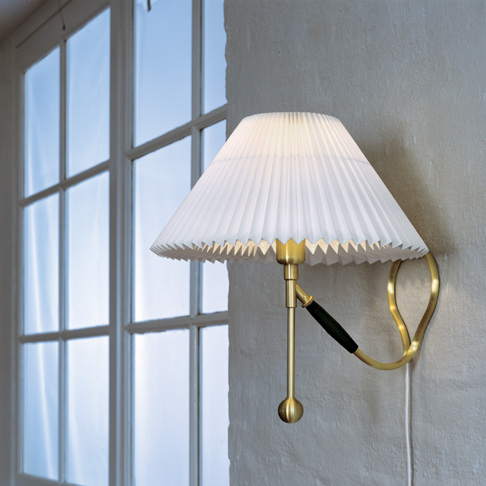Le Klint 306 Table Wall Light Br 1945