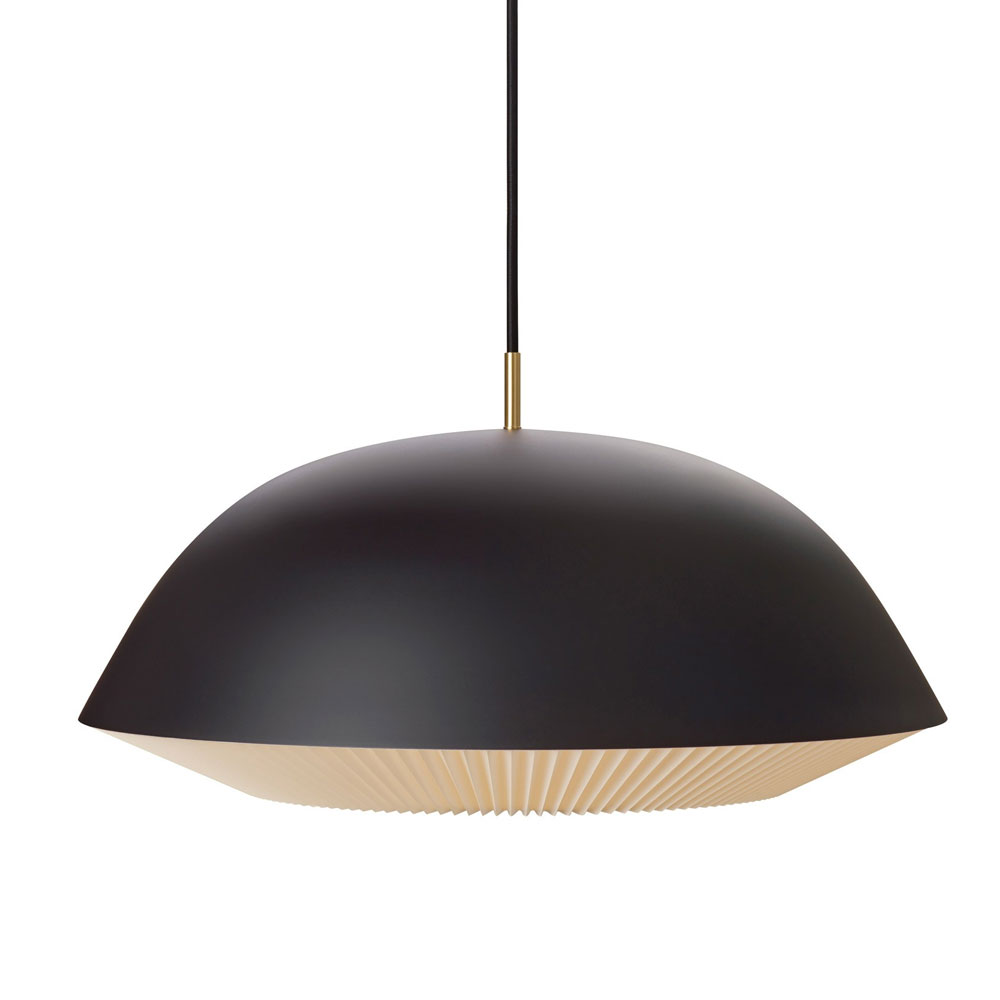 Le klint cach xl suspension light black panik design for Suspension designer