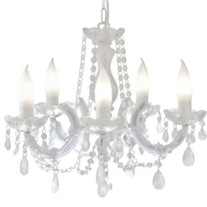 Mineheart - Ice Queen Outdoor LED Garden Chandelier