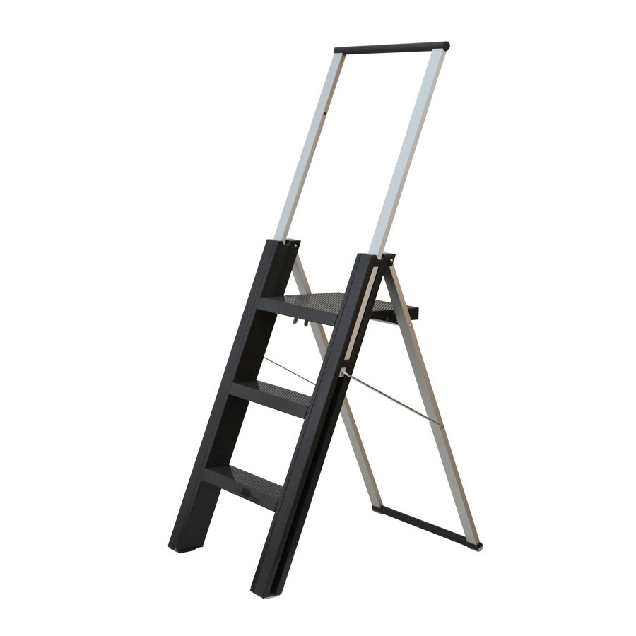 Magis Flo Folding Step-ladder Grey