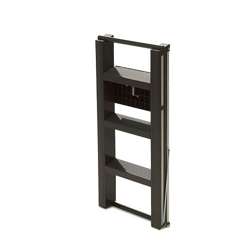 Magis - Marcello Ziliani - Flo Folding Step-ladder Grey
