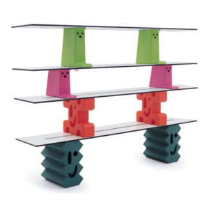 Magis - Ladrillos Shelves Set of 3 (supports not included)