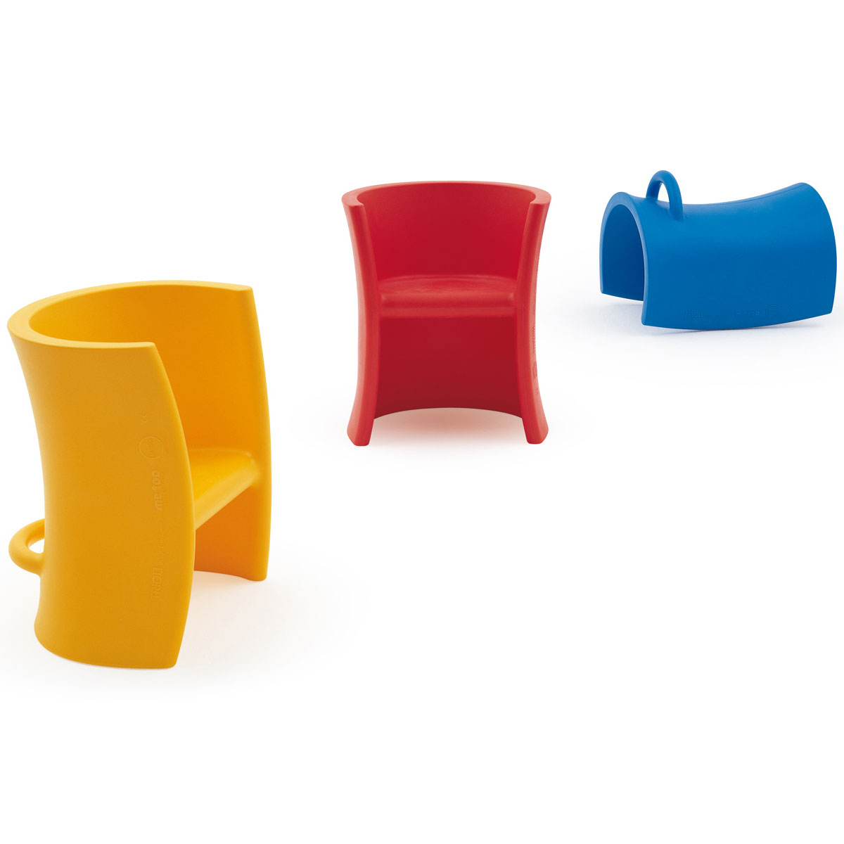 Delicieux Magis U2013 Trioli Childrens Chair
