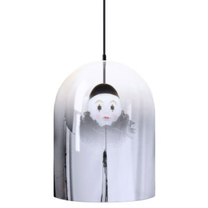 Mineheart - Pierrot Mirror Dome Pendant Light