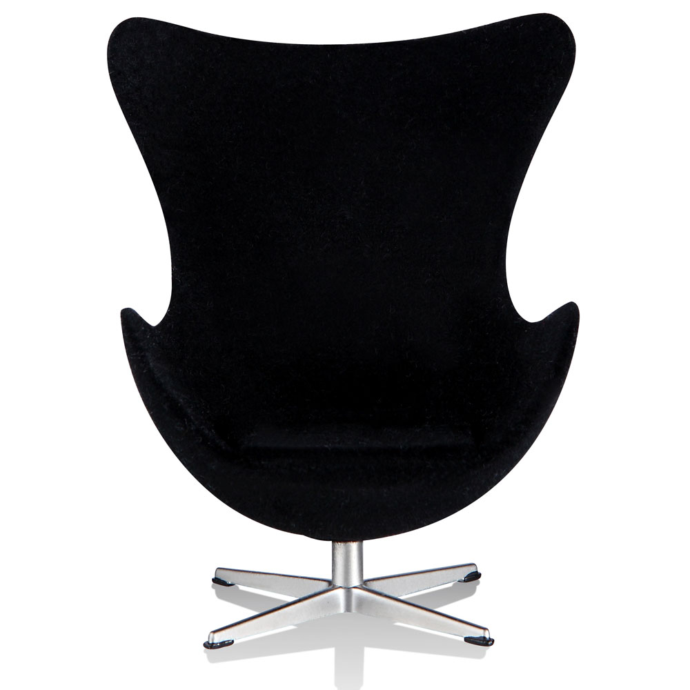 Minimii Arne Jacobsen Miniature Egg Chair 1958