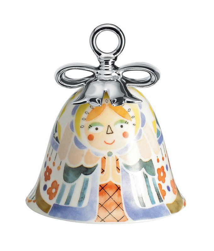 Alessi - Marcel Wanders Holy Family Christmas Bell - Mary