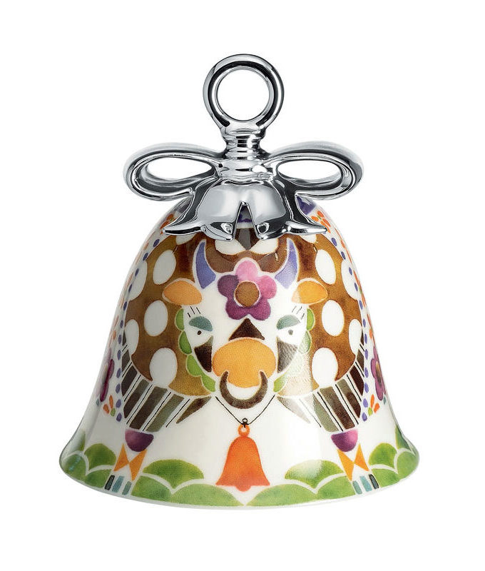 Alessi - Marcel Wanders Holy Family Christmas Bell - Cow