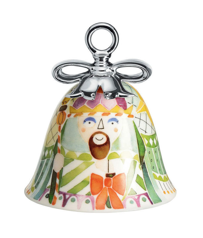 Alessi - Marcel Wanders Holy Family Christmas Bell - Melchior