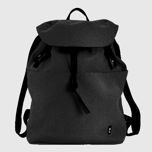 Nava - N-Back Backpack - Black