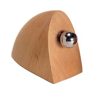 Alessi - Bleached Wood Magnetic Photo Holder