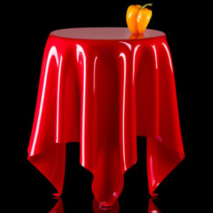 Essey - John Brauer - Red Illusion Table