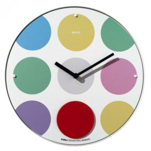 Rexite - Appuntamento Bubble Pendulum Wall Clock