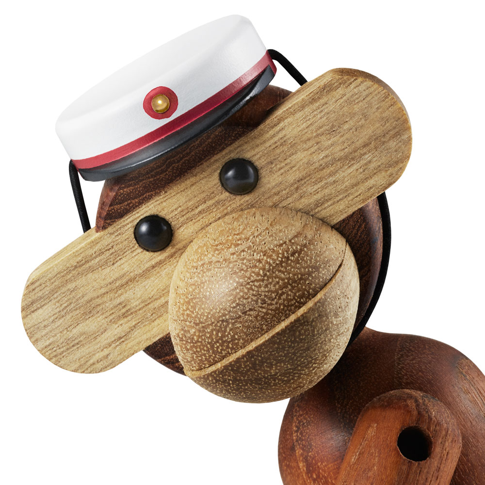 Rosendahl - Kay Bojesen - Student Cap for Small Wooden Monkey Red