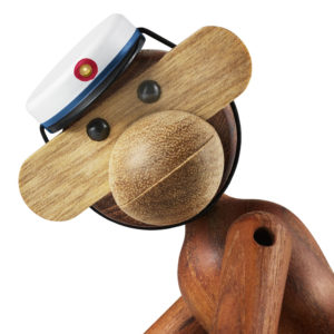 Rosendahl - Kay Bojesen - Student Cap for Small Wooden Monkey Blue