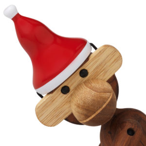 Rosendahl - Kay Bojesen - Santas Cap for Small Wooden Monkey