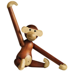 Kay Bojesen, Small Wooden Monkey 1951