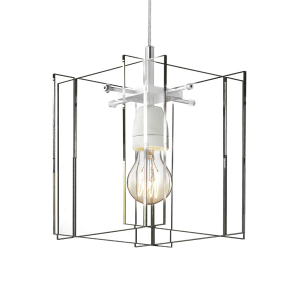 &Tradition - Royal Pendant Light - Clear Acrylic 1959