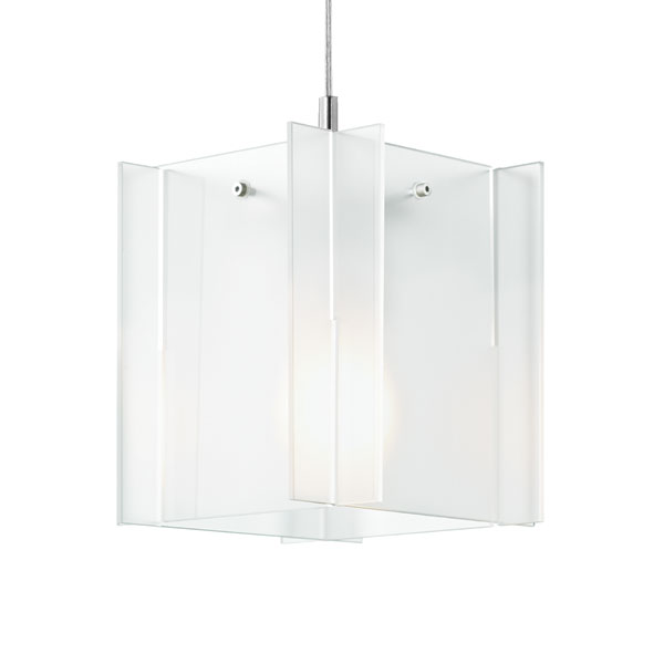 &Tradition - Royal Pendant Light - Frosted Acrylic 1959