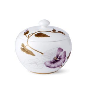 Royal Copenhagen - Flora Morning Glory Sugar Bowl