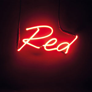 Seletti - Shades RED Neon Lamp