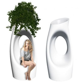 Serralunga - Philippe Starck - Holly All Seat with Planter