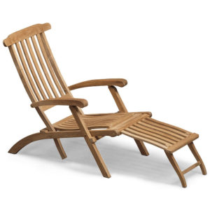 Skagerak - Steamer Teak Deck Chair
