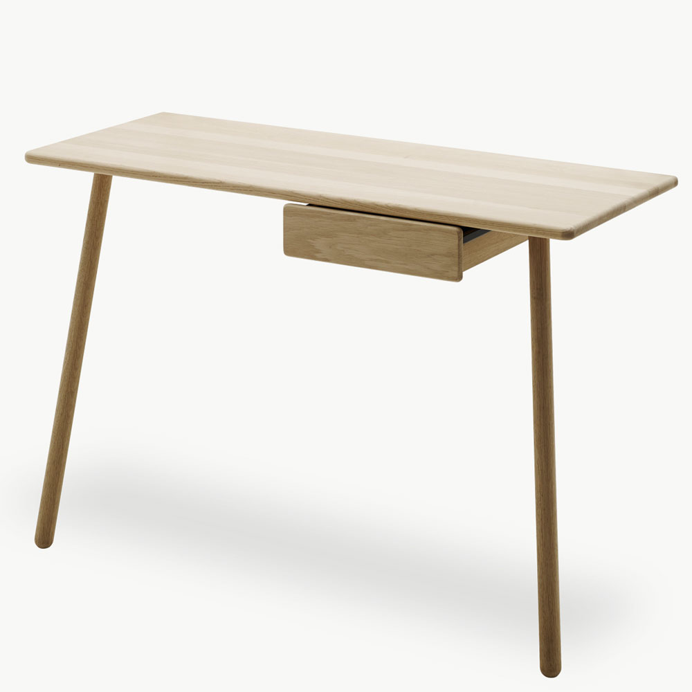 Skagerak - Georg Wall Desk with Drawer Oak