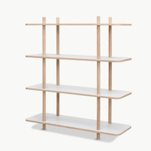 Skagerak - DO Shelf System with 4 Shelves