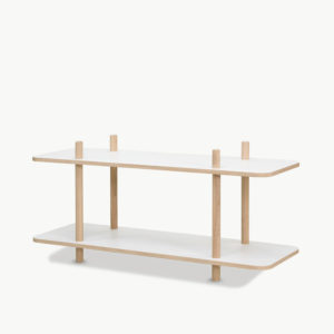 Skagerak - DO Shelf System with 2 Shelves