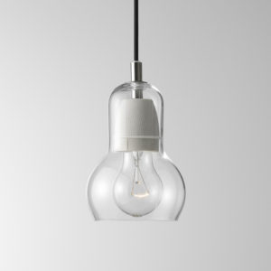&Tradition - Bulb Light with Black Cable