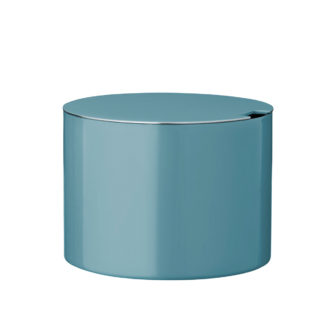 Stelton - Arne Jacobsen - AJ Sugar Bowl Dusty Teal 1967
