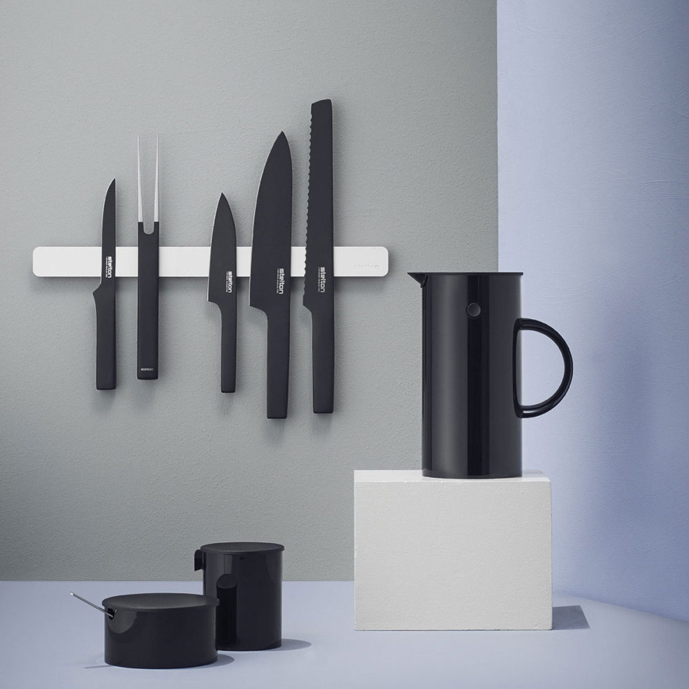 Stelton - Pure Black Chef's Knife - Small