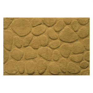 Toulemonde Bochart - Sable Stones Bathroom Rug