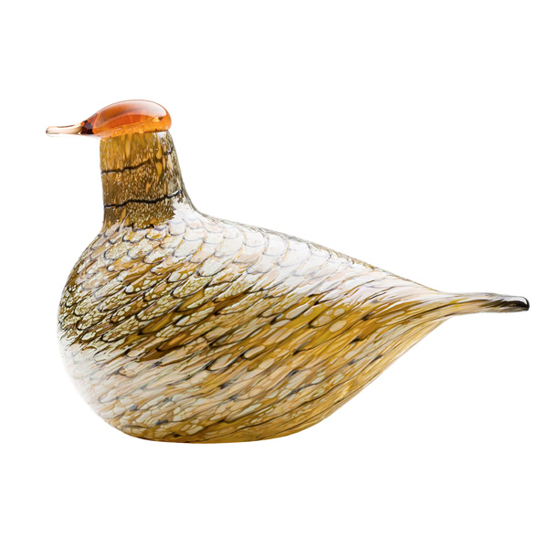 Iittala - Oiva Toikka - Summer Grouse