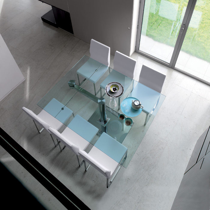 Bonaldo - Plinto Leaf Table