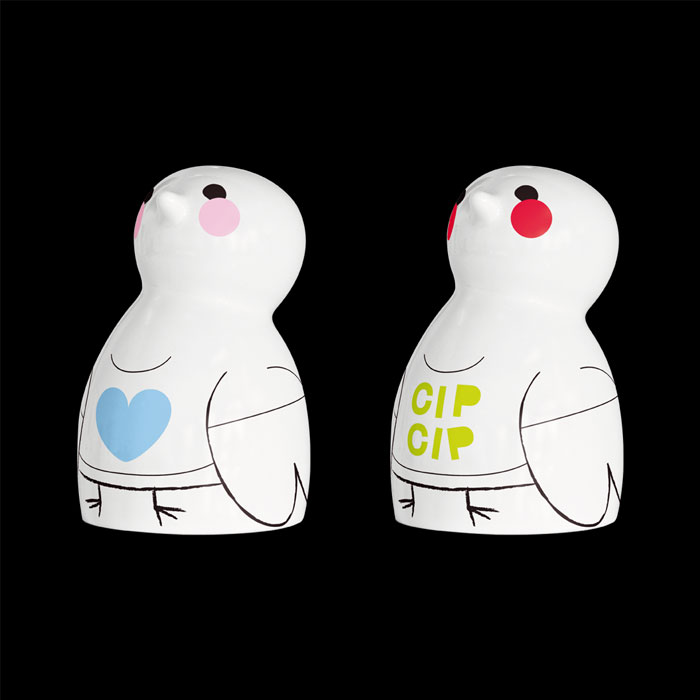 Ritzenhoff - Bird Salt and Pepper Set - 2560011-12
