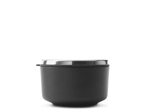 Vipp 10 Bathroom Container Black