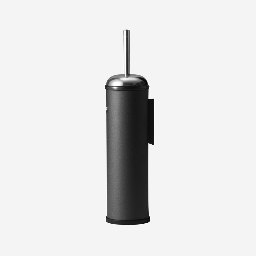 Vipp 11 Black Wall Mounted Toilet Brush