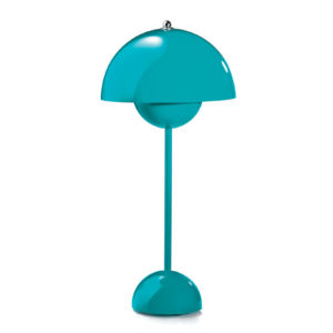 &Tradition - Flowerpot Table Lamp - Turqouise